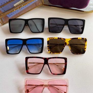 Gucci AAA Sunglasses #9874997