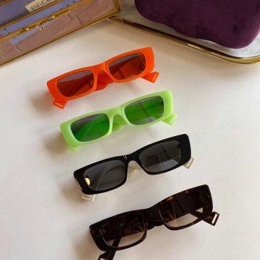 Gucci AAA Sunglasses #9875000