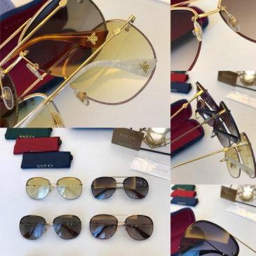 Gucci AAA Sunglasses #9875002