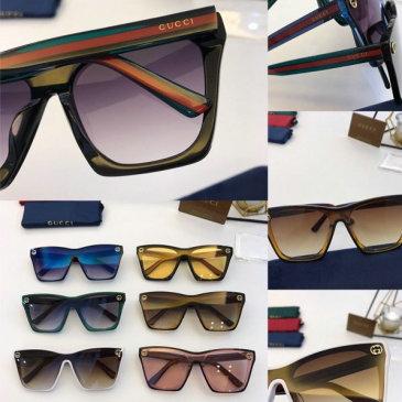 Gucci AAA Sunglasses #9875003