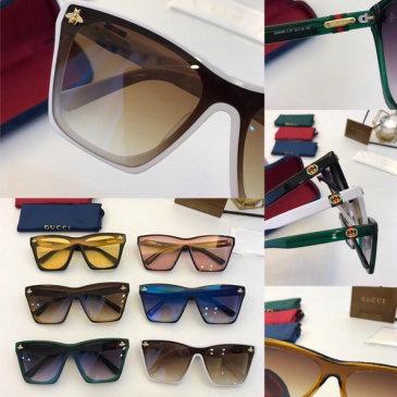 Gucci AAA Sunglasses #9875004