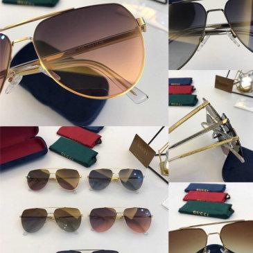 Gucci AAA Sunglasses #9875005