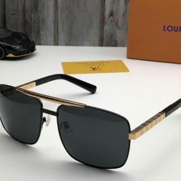 Louis Vuitton AAA Sunglasses #9124097