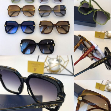 Louis Vuitton AAA Sunglasses #9874972