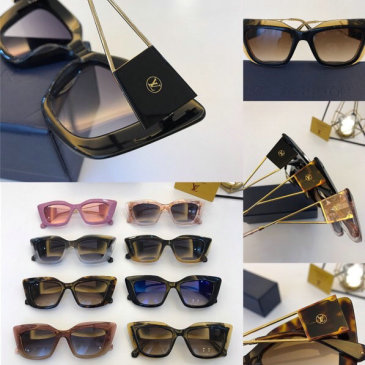 Louis Vuitton AAA Sunglasses #9874973