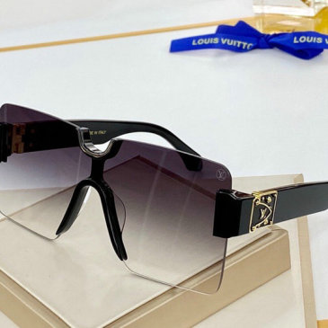 Louis Vuitton AAA Sunglasses #9874979