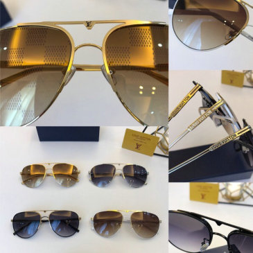 Louis Vuitton AAA Sunglasses #9874983