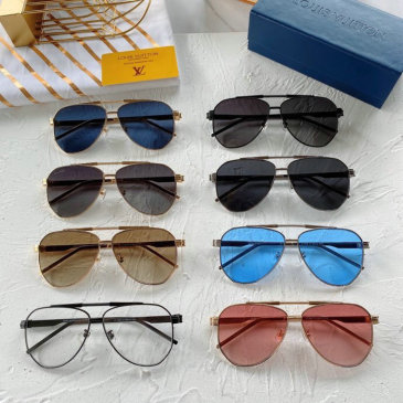 Louis Vuitton AAA Sunglasses #9874984