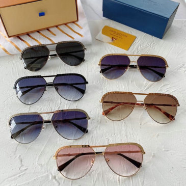 Louis Vuitton AAA Sunglasses #9874985