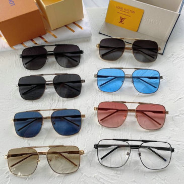 Louis Vuitton AAA Sunglasses #9874986