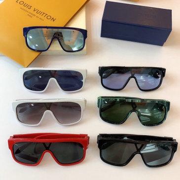 Louis Vuitton AAA Sunglasses #99874355