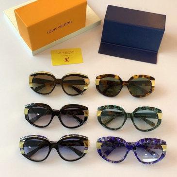 Louis Vuitton AAA Sunglasses #99874356