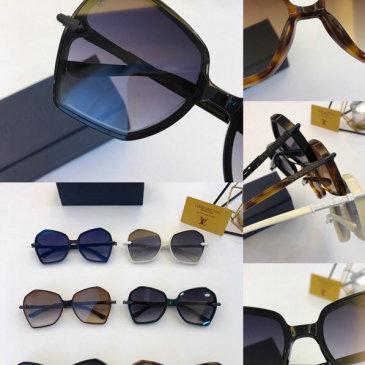 Louis Vuitton AAA Sunglasses #99874359
