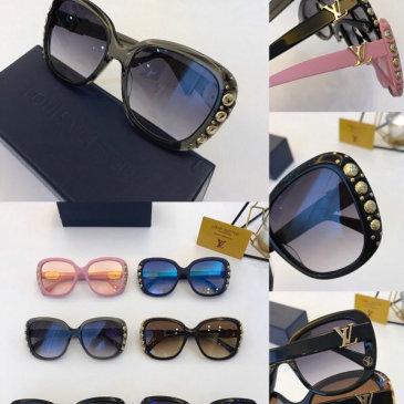 Louis Vuitton AAA Sunglasses #99874360
