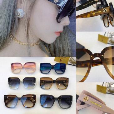 Louis Vuitton AAA Sunglasses #99874361