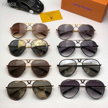 Louis Vuitton AAA Sunglasses #99874362