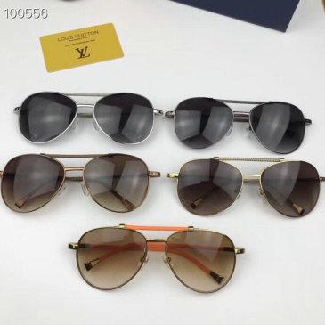 Louis Vuitton AAA Sunglasses #99874364