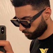 Louis Vuitton AAA Sunglasses #99902044