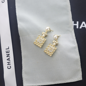 Chanel Earrings #9874567