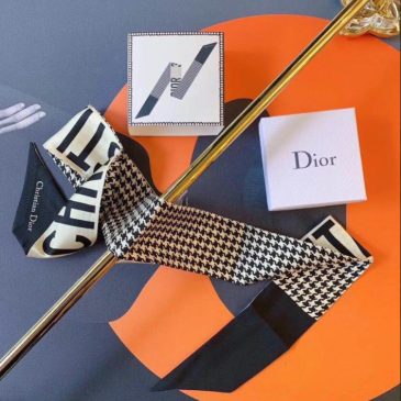 Dior Scarf Small scarf decorate the bag scarf strap #99903564