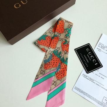 Brand G small Scarf wristlet #99903556