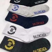 Brand Balenciaga socks (5 pairs) #9129121