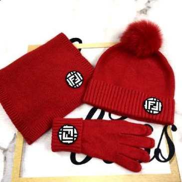 FENDI Hats gloves scarves #99899489