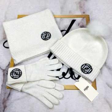 FENDI Hats gloves scarves #99899490