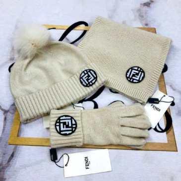 FENDI Hats gloves scarves #99899491