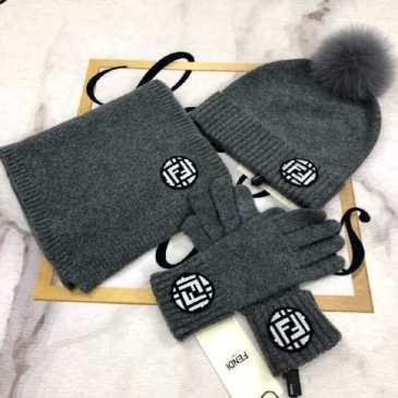FENDI Hats gloves scarves #99899492