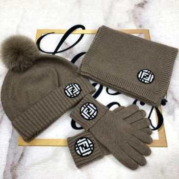 FENDI Hats gloves scarves #99899493