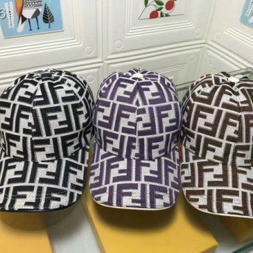 Fendi Cap hats #99116400