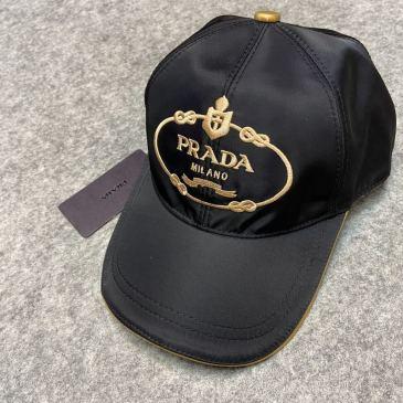 Prada  AAA+ hats & caps #99902665