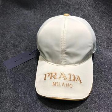 Prada  AAA+ hats & caps #99902667