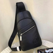 Gucci Men's AAA+ Chest Bag black #9102481