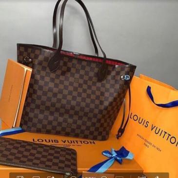 Louis Vuitton original 1:1 quality Handbag bags #9103074