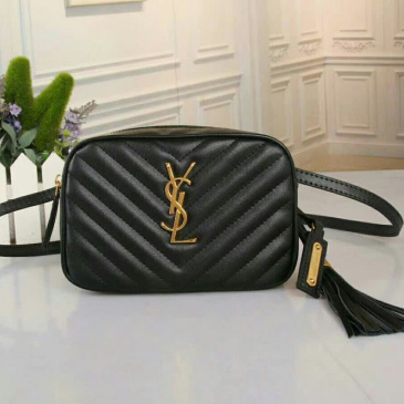 YSL AAA+ Chest pack waist bag 17x12.5x6cm #9109382