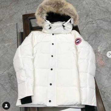 Canada Goose Long Down Coats men #99900351