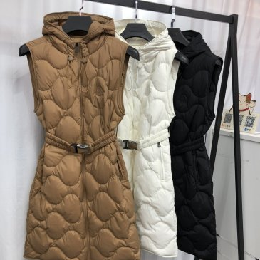 Mo*cler Down vest for  women #999909565