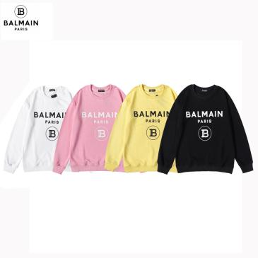Balmain Hoodies for Men #999902547
