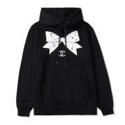 Chanel Hoodies unisex black Jumper #99898969