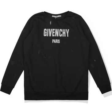 Givenchy Hoodies for MEN Holes series #9874085