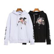 Palm angels hoodies Flame Eagle Eagle Printed jumper hoodie #99117314