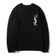 YSL Black Hoodies for MEN and Women #99898922