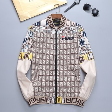 Fendi Jackets for men #99899098