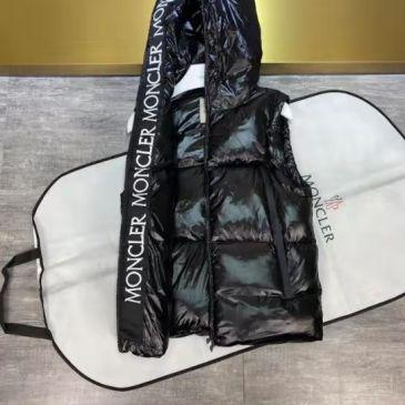 Moncler Down Vest for Men #999914345