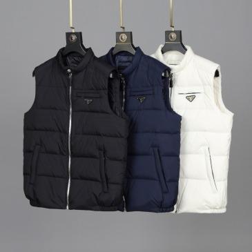 Prada Down Vest for Men #999914319
