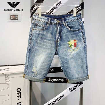 Armani Jeans for Armani Shorts Jeans for men #99904649