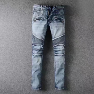 BALMAIN Jeans for Men's Long Jeans #9120865