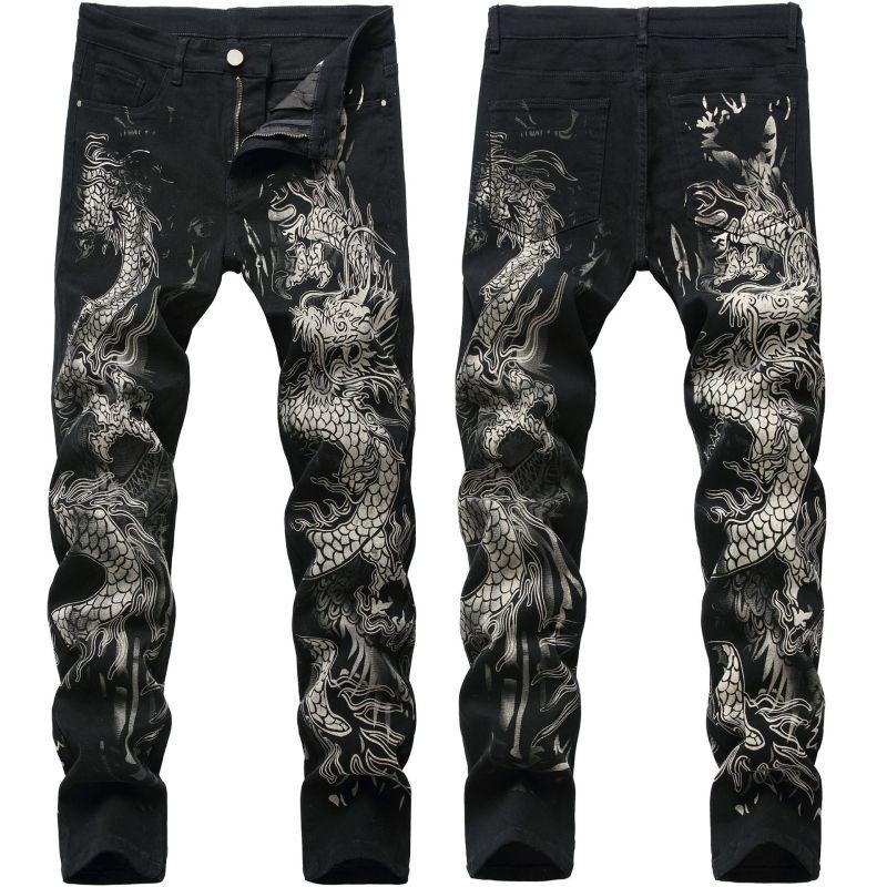 BALMAIN Jeans for Men's Long Jeans #99115709